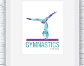 Gymnastics, Gymnastics Po...
