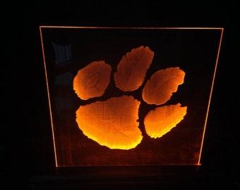 Clemson Tigers LED Sign