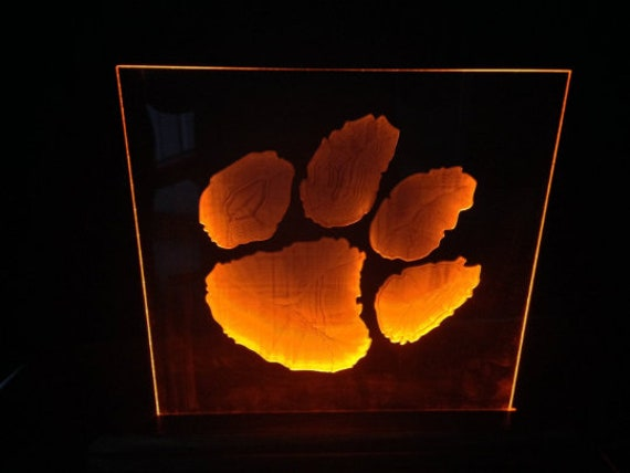 Clemson Tigers LED Sign