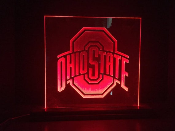 Ohio State Buckeyes LED Sign