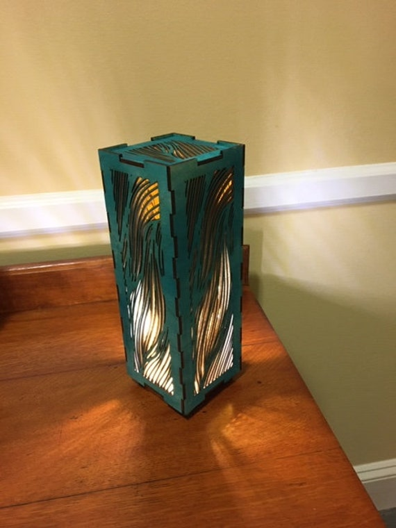 Waves Lamp