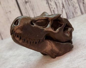 Boneheads Tyrannosaurus Rex Skull 3d Print!