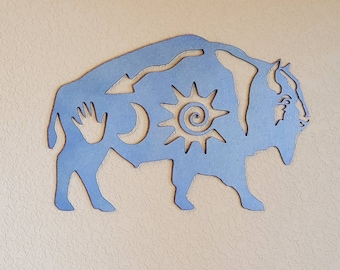 Buffalo Bison Wall Art