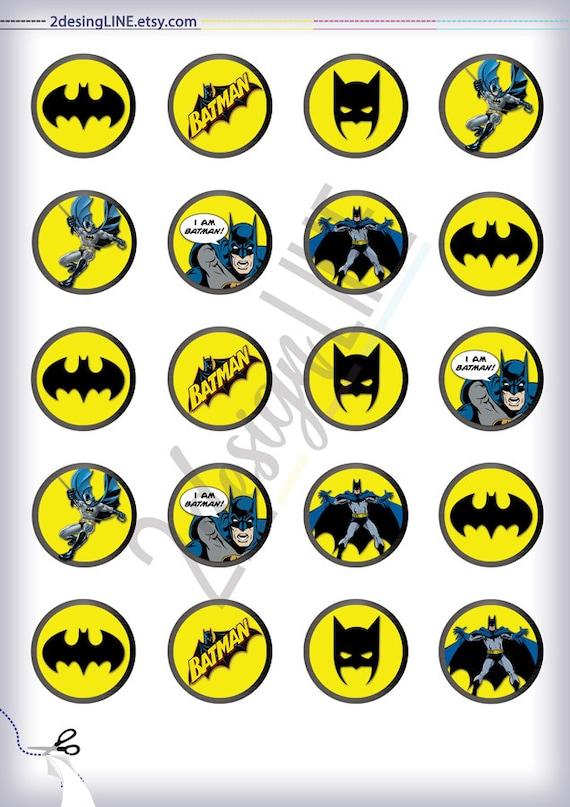 photo about Batman Cupcake Toppers Printable named Batman Cupcake Toppers, Batman Birthday Decor - Printable Birthday Toppers, Batman Occasion Toppers, Batman Social gathering Favors - Instantaneous Obtain