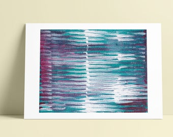 Teal Wall Art ~ Art Prints Abstract ~ Office Decor ~ Fine Art Prints ~ Teal Abstract Art ~ Abstract Wall Art ~  Contemporary Wall Art