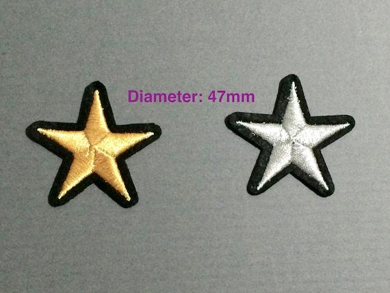 Silver Star adornment