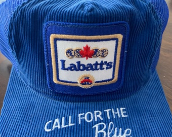 316f08026164d Labatt s Call For The Blue Hat