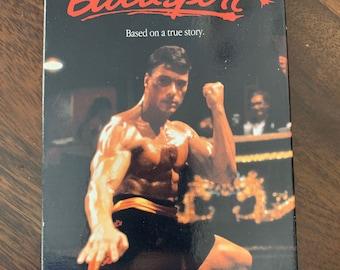 Bloodsport Jean Claude Van Damme 80/'s Cool collectible retro Movie Magnet