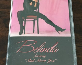 Belinda Cassette Featuring Mad About You