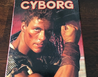 Cyborg VHS Action