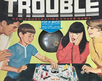 Trouble Vintage Original Excellent Condition !