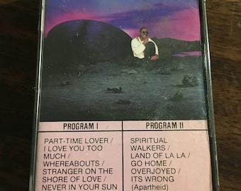 Stevie Wonder In Square Circle Cassette
