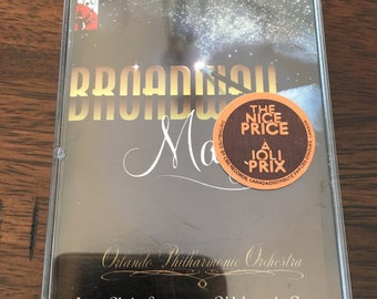 Broadway Magic Cassette