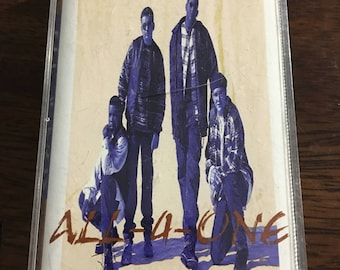 All 4 One Cassette