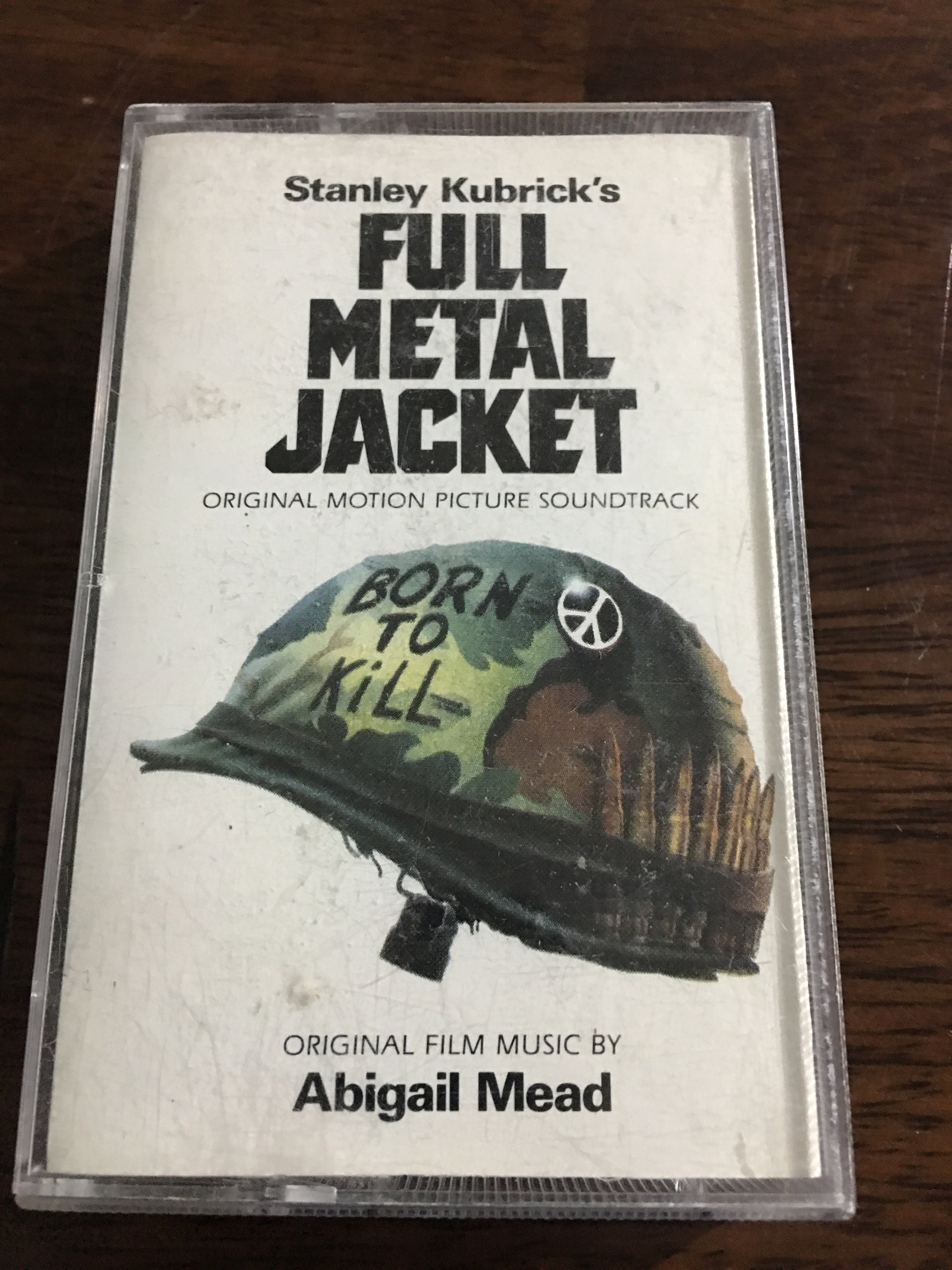 full metal jacket novel