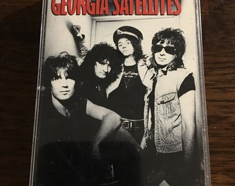 Georgia Satellites Cassette