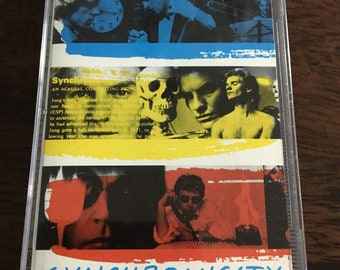 The Police Synchronicity Cassette