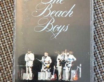 The Beach Boys Cassette Tape 1983