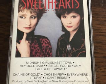 Sweethearts Of The Rodeo Cassette Tape