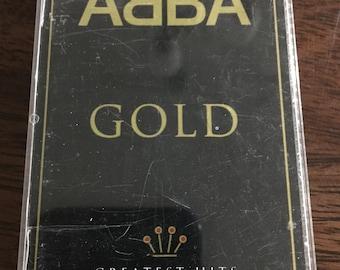 Abba Gold Cassette