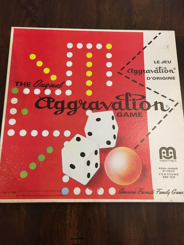 Vintage Aggravation Game
