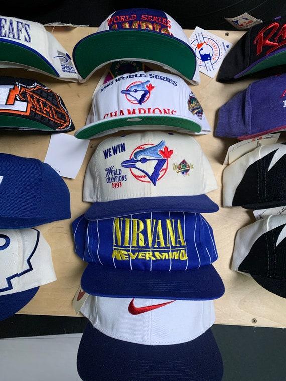 Deadstock Snapback Lot! 13 hats, Toronto, nirvana… - image 3