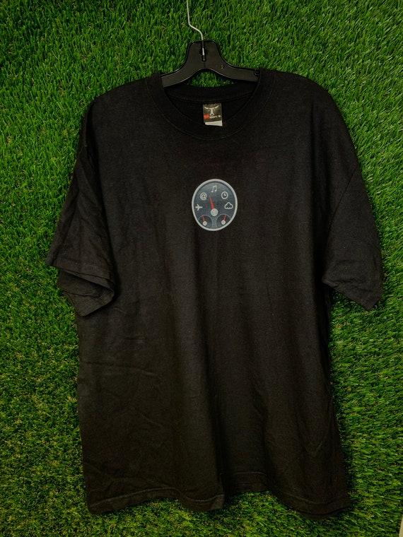 VINTAGE Apple OSX Tiger T Shirt