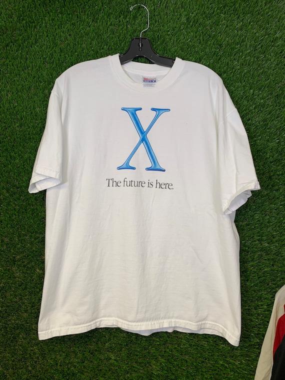 VINTAGE Apple OS T Shirt