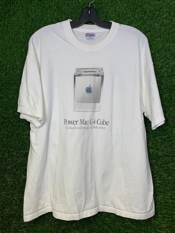 VINTAGE Apple Powermac G4 T Shirt