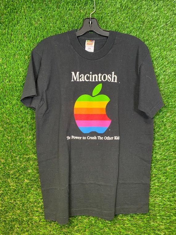 VINTAGE Apple Macintosh T Shirt