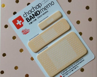 Band Aid Sticky Notes