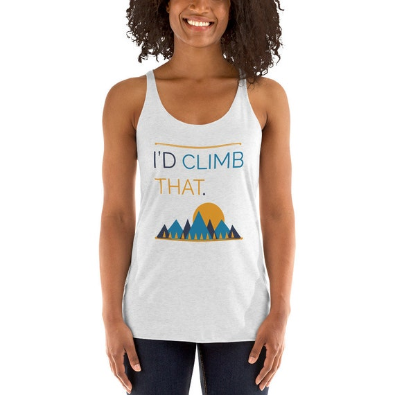 Unisex Muscle Shirt Sleeveless Tank Top Climbing Climbing Mountaineering Climbing