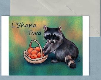 L'Shana Tova Rosh Hashanah Card