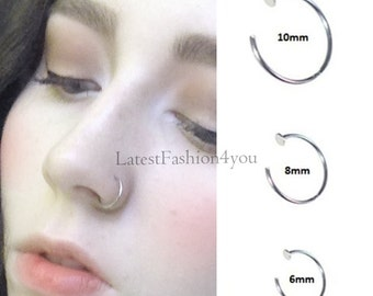 Nose Piercing Etsy