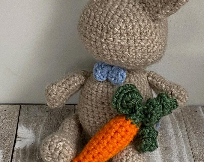 Rustic Snuggle Bunny Pattern