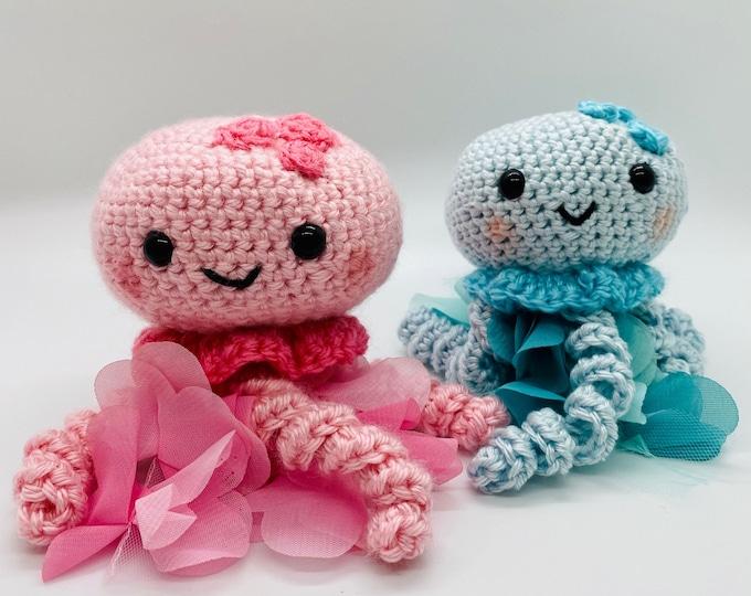 Jellyfish Crochet Pattern