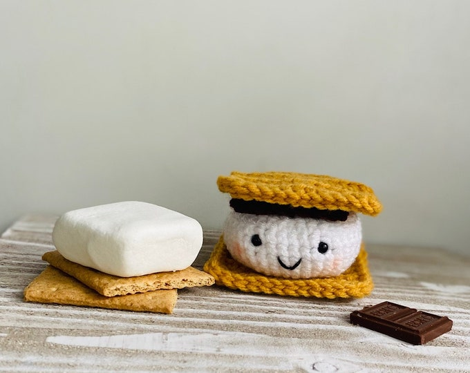 S'More Crochet Pattern
