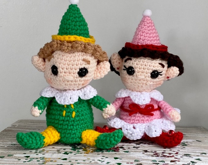 Elf Crochet Pattern