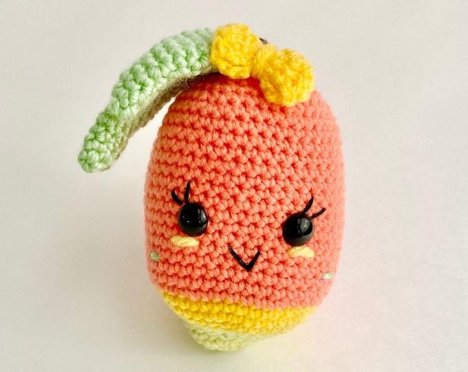 Mango Crochet Pattern