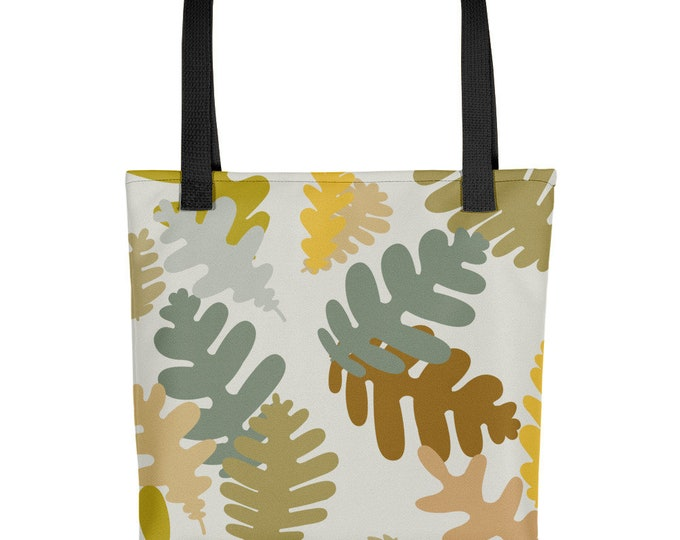 Tote Bag in Camo