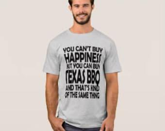 Men's Texas  BBQ T-shirt