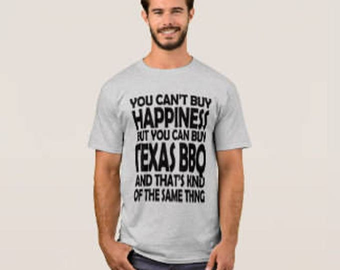 Men's Texas  BBQ T-shirt