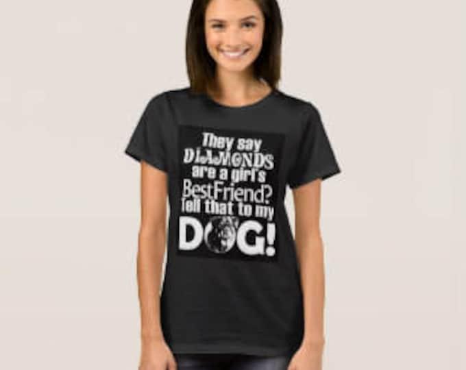 Women's Dog T-shirt