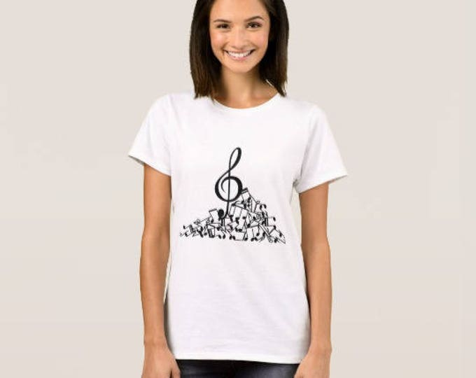Musical Women's T-shirt