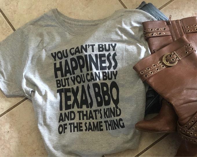 Women's Texas BBQ T-shirt