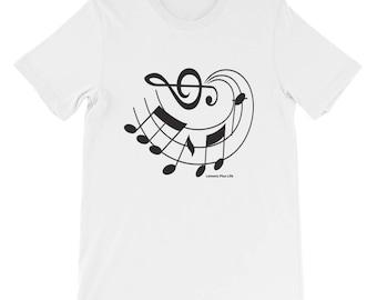Bella Canvas Musicians Short-Sleeve Unisex T-Shirt