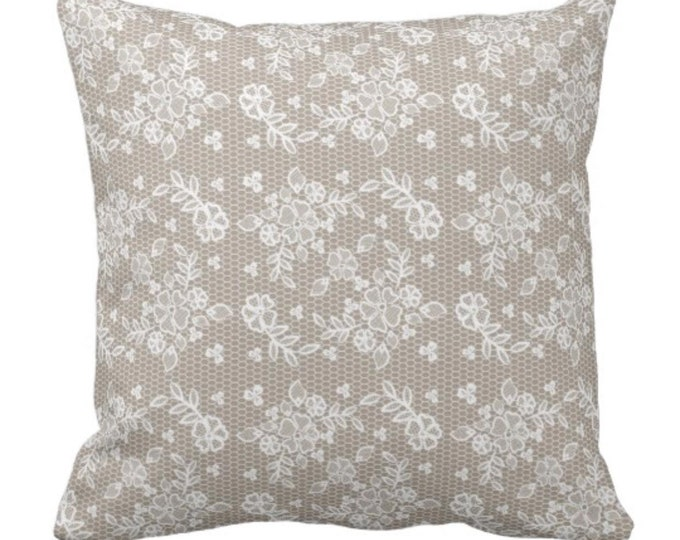 Throw Pillow Rustic Decor Lace Trim Burlap Farmhouse Decor Decorative Pillow Home Decor Pillows Fall Decor Home Sweet Home