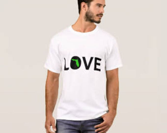 Men's Love Florida T-shirt