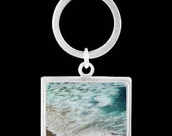 "Keychain ""Ocean Meets Beach"""