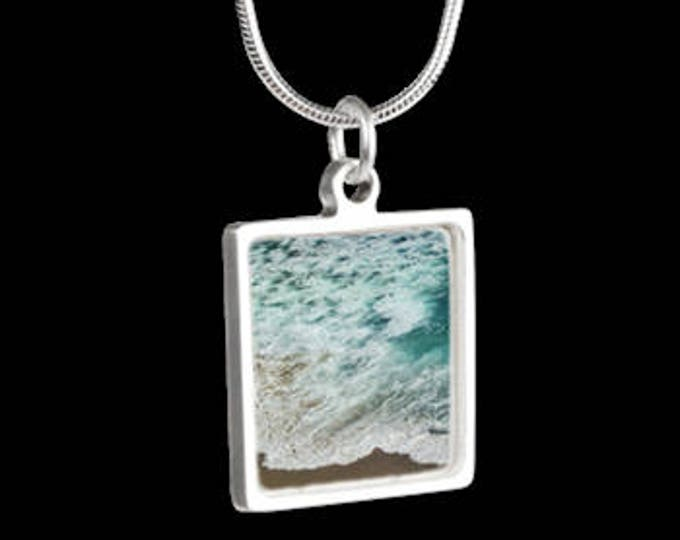 "Necklace ""Ocean Meets Beach"""